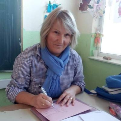 I am elementary teacher Violeta Petkovsk,ambassador Innovation Lab school,National Geograghic Educator Certified