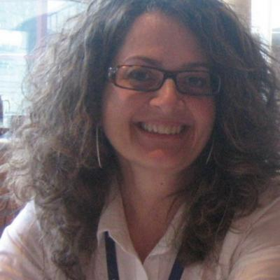 Maria Sourgiadaki, teacher of agricultural sciences